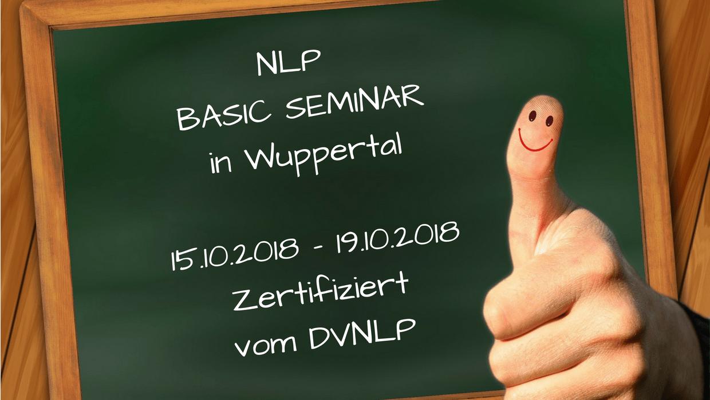 NLP Basic Seminar für Verkäufer